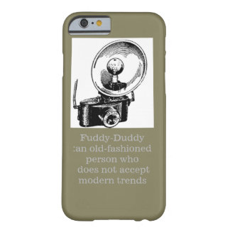 Fuddy duddy barely there iPhone 6 case