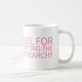 Fuel For Feminism Coffee Mug