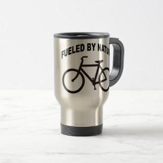 Fueled by Nature . Travel Mug