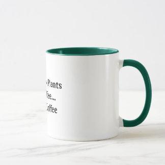 Fueled by plants mug