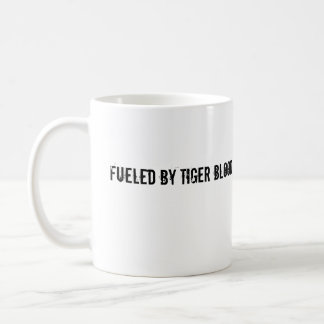Fueled By Tiger Blood Coffee Mug