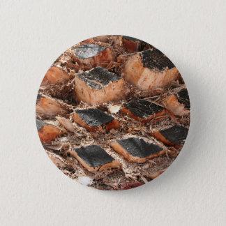 fuerte-wood Art 6 Cm Round Badge