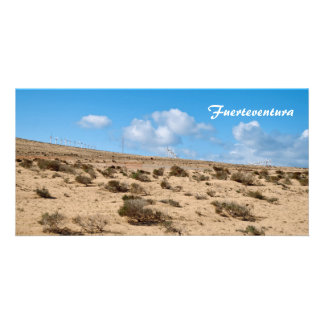 Fuerteventura Photo Greeting Card