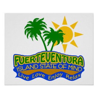 Fuerteventura State of Mind poster