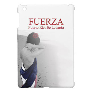 Fuerza - full image cover for the iPad mini