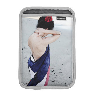 Fuerza - full image iPad mini sleeve