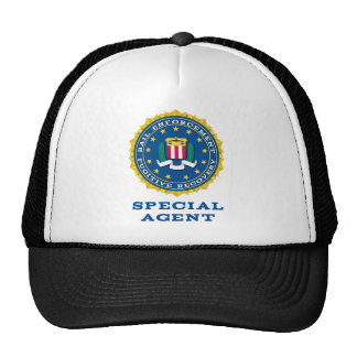 Fugitive Recovery Agent Cap