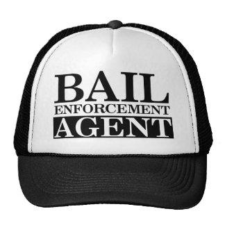 Fugitive Recovery Agent Cap