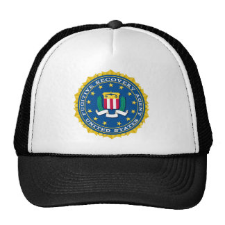 Fugitive Recovery Agent Mesh Hat