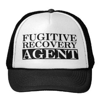 Fugitive Recovery Agent Trucker Hats
