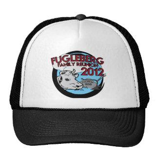 Fugleberg Family Reunion 2012 Mesh Hat