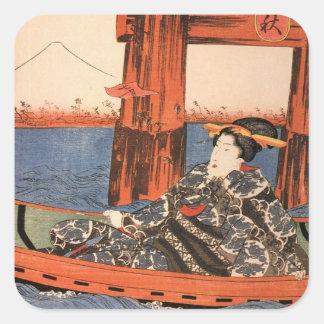 FUJI-san STICKER