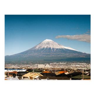 Fujisan Postcard