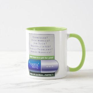 Fukitol Funny Prozac Mug