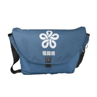 Fukuoka Kamon Messenger Bag
