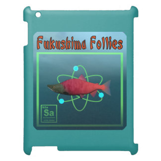 Fukushima Follies iPad Case