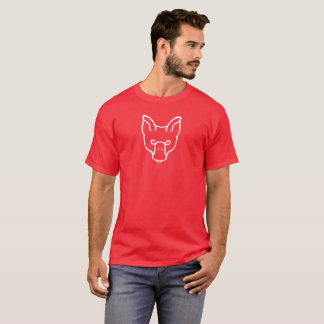 Ful Face Whiteline DuckFox T-Shirt
