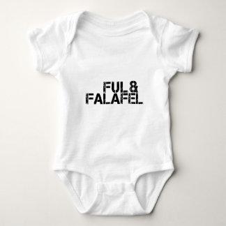 Ful & Falafel Baby Bodysuit