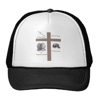 Full Armor of God Christian products Hat