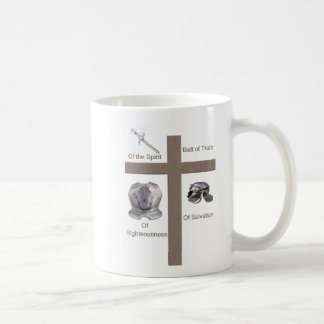 Full Armor of God Christian products Coffee Mugs