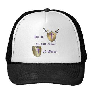 Full Armor of God Mesh Hat