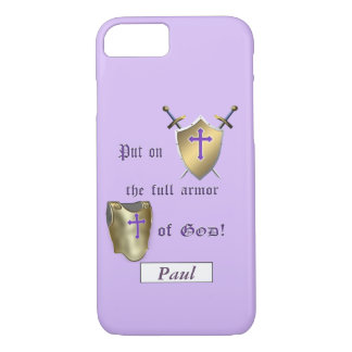 Full Armor of God iPhone 7 Case