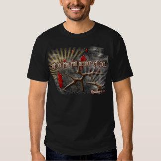 Full Armor of God T-shirts