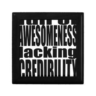 full awesomeness lacking credibility black motivat gift box