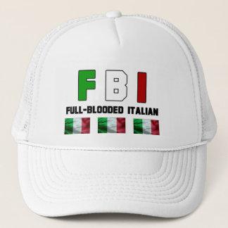 Full Blooded Italian Cap
