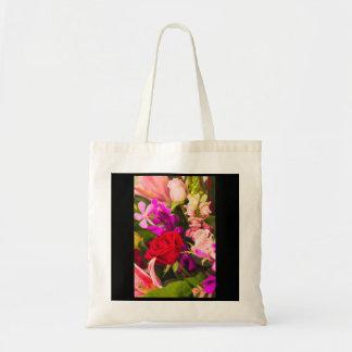 Full Bloom Budget Tote Bag