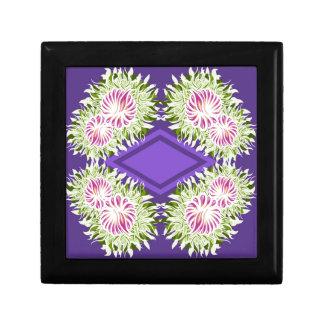 Full Blossom Pattern Gift Box