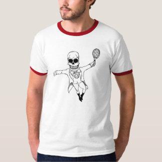 FULL BODY CONTACT NO LOVE TENNIS present T-Shirt