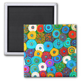 Full Circle Magnet square or round