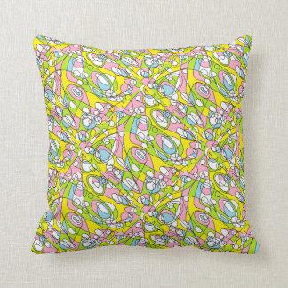 Full Colour Throw Pillow