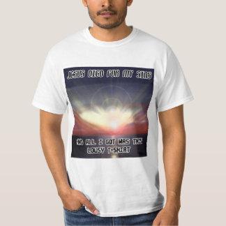Full Colour Jesus T-shirt