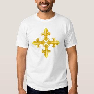 Full Fleur-de-lis T Shirt
