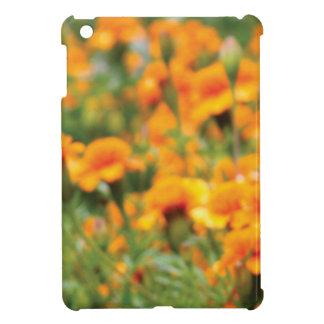 full flow of flowers iPad mini cover