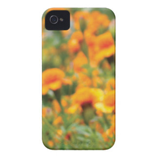 full flow of flowers iPhone 4 Case-Mate case