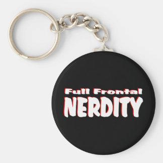 Full Frontal Nerdity 2 Keychains