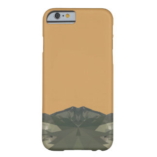 Full Geometric Mountain Barely There iPhone 6 Case