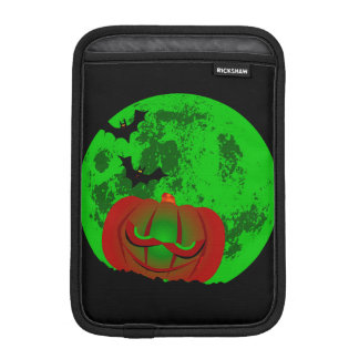 Full Halloween Moon iPad Mini Sleeves