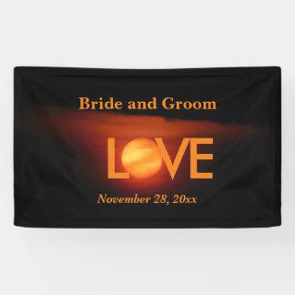 Full Harvest Moon Wedding