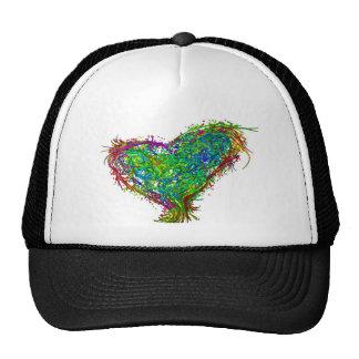 Full heart cap