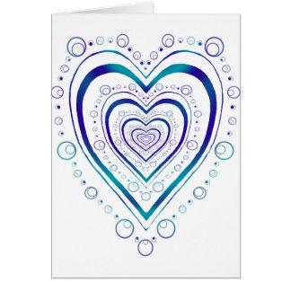 Full Heart Card