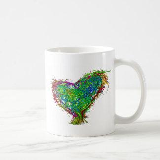 Full heart mug