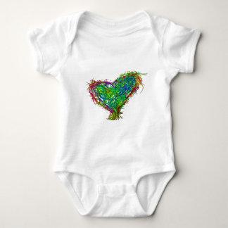 Full heart t-shirt