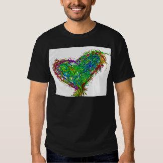 Full heart t-shirts