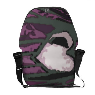 full hearts courier bag