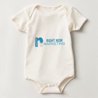 Full Logo Baby Bodysuit