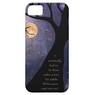 Full Moon Bare Trees iPhone 5 Case